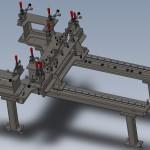 CE130010-Back Rest Fixture